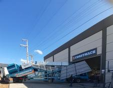 Constmach concrete plant 100 m3/h MOBILE CONCRETE PLANT, FROM EUROPE'S MOST PREFERRED MAN