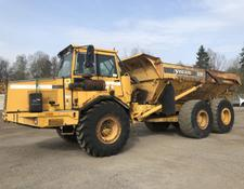 Volvo A25C dismantled for spare parts
