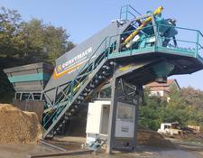 Constmach concrete plant 30 m3/h MOBILE CONCRETE PLANT WITH BUILT-IN TYPE CEMENT SILO