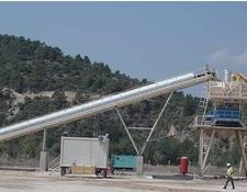 Constmach concrete plant STATIONARY TYPE CONCRETE PLANT, 120 m3/h CAPACITY, THE MOST REAS