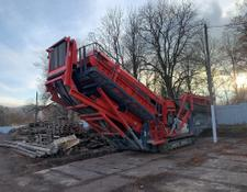 Sandvik vibrating screen QA331