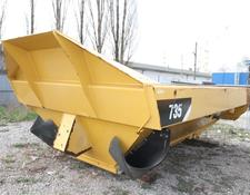Caterpillar dump truck body 735