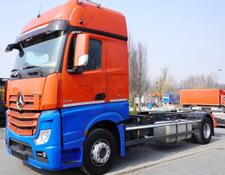 Mercedes-Benz container chassis ACTROS 1842, E6, 4x2, chassis 7m, BDF, GigaSpace