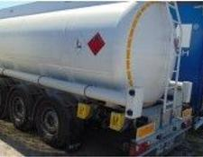 BC LDS fuel tank trailer NCP-37