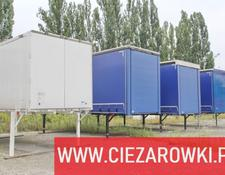 box bodies , tarpulin , container , clothes transport Low deck