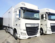 Daf refrigerated truck XF 460 SSC, E6, 6x2 , 22 EPAL