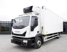 Iveco refrigerated truck Eurocargo 160E25 , E6 , 4x2 , PGW16.000kg , 19 EPAL , Carrier ,