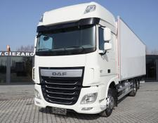 Daf refrigerated truck XF 460 SSC , E6 , 6x2 , 22 EPAL , lenght 8,8m , retarder , lift