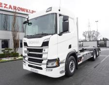 Scania chassis truck R500 , E6 , 6x2 , chassis 7,5m , retarder , sleeb cab , camera ,
