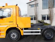 Mercedes-Benz tractor unit Atego 1318 , 4x2, 100.000km , liftting coupling , full hydraulic