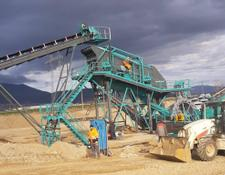 Constmach vibrating screen Vibrating Screen for Sale - 2 Years Warranty