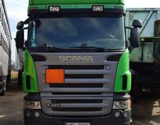 Scania tractor unit R420