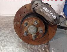 brake disk Disco Freno Delantero Izquierdo Mercedes-Benz Clase S Berlina (B for MERCEDES-BENZ Clase S Berlina (BM 220)(1998->) 3.2 320 CDI (220.026) [3,2 Ltr. - 145 kW CDI CAT] automobile